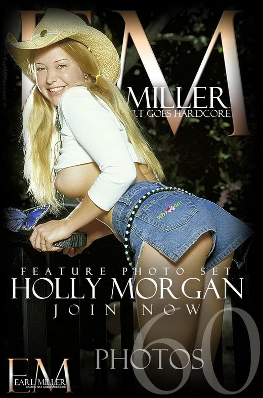 Holly Morgan - by Earl Miller for EARLMILLER