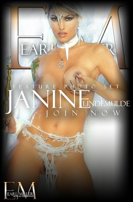 Janine Lindemulder - by Earl Miller for EARLMILLER
