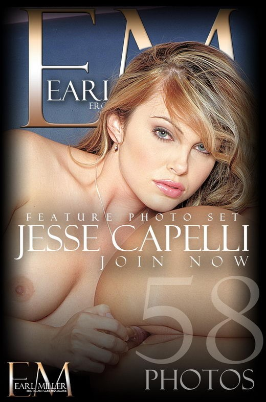 Jesse Capelli - by Earl Miller for EARLMILLER