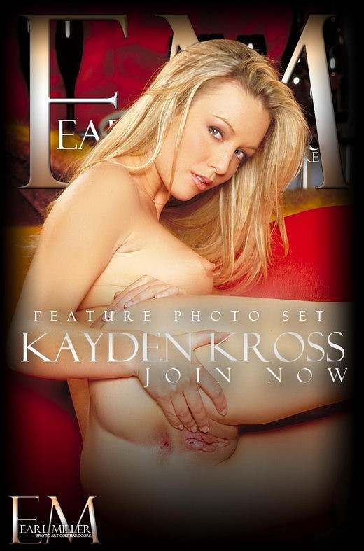 Kayden Kross - by Earl Miller for EARLMILLER