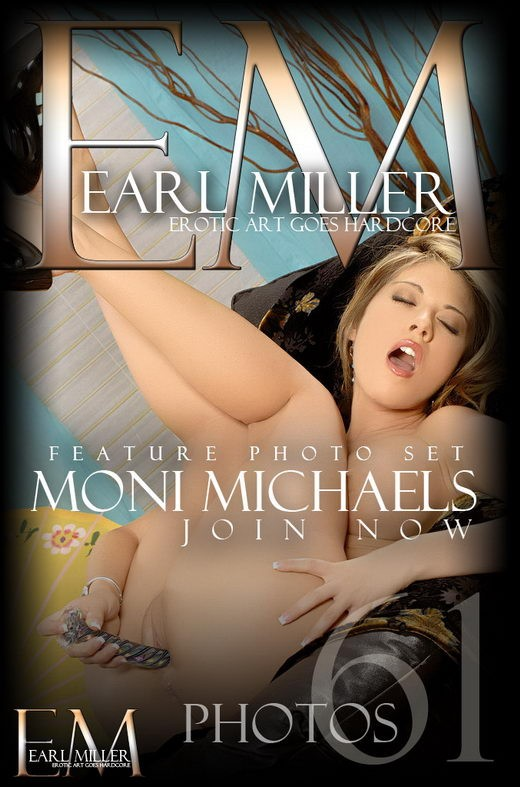 Moni Michaels - by Earl Miller for EARLMILLER