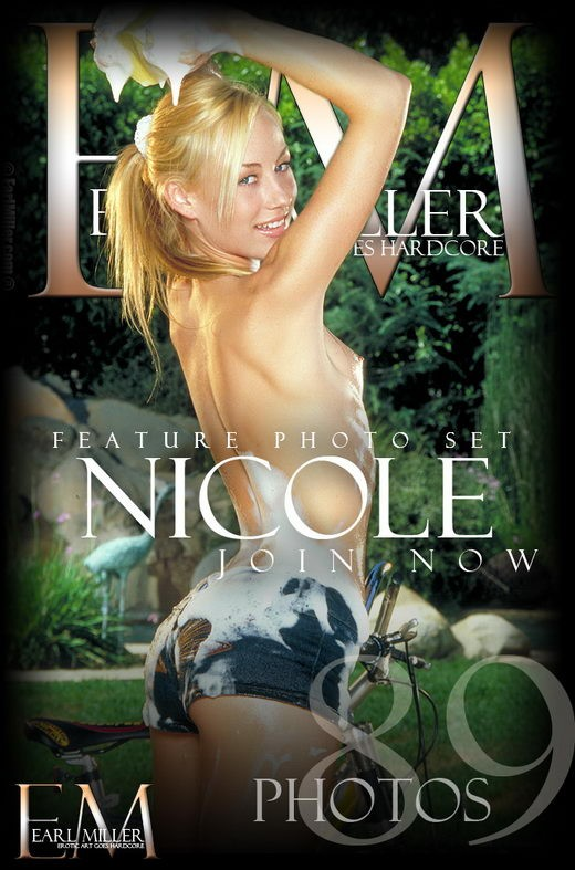Nicole - by Earl Miller for EARLMILLER