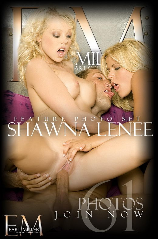 Shawna Lenee - by Earl Miller for EARLMILLER