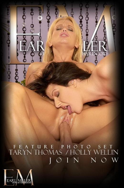 Taryn Thomas - by Earl Miller for EARLMILLER