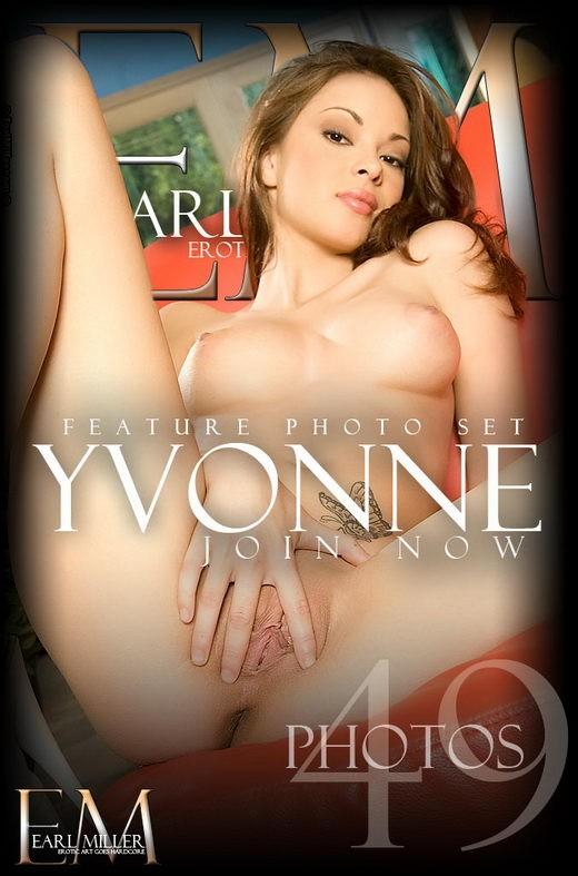 Yvonne - by Earl Miller for EARLMILLER