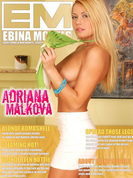 Adriana Malkova - for EBINA