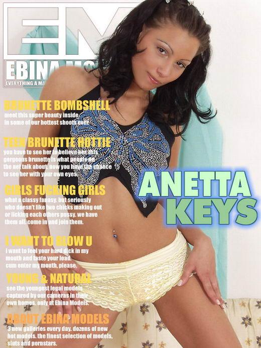 Anetta Keys - for EBINA
