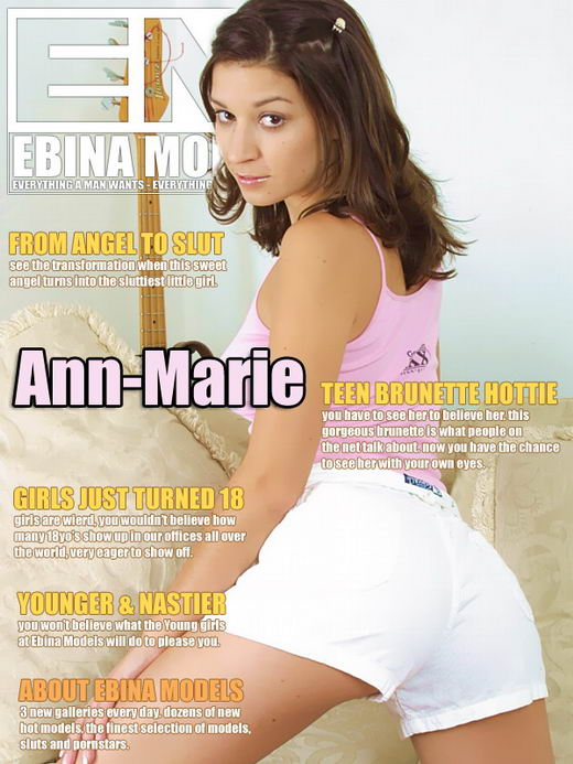 Ann Marie - for EBINA