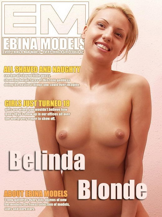Belinda Blonde - for EBINA