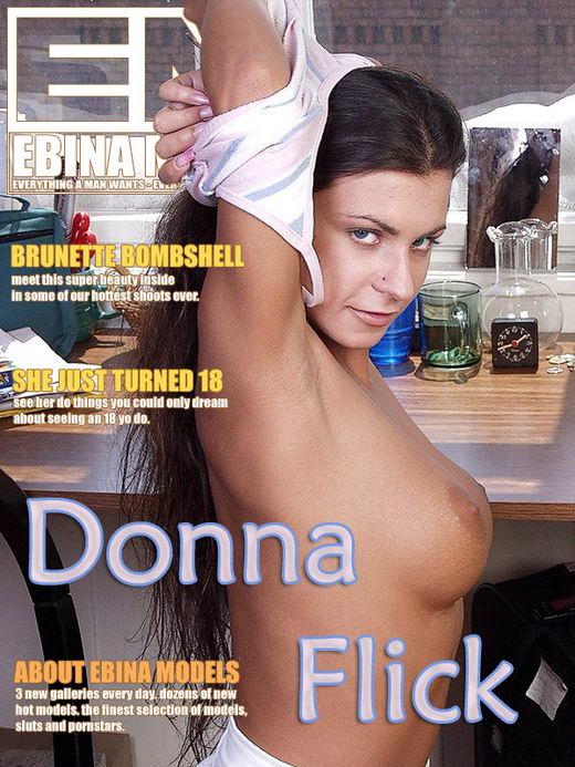 Donna Flick - for EBINA