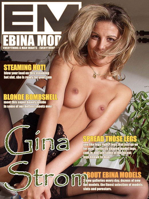 Gina Strom - for EBINA