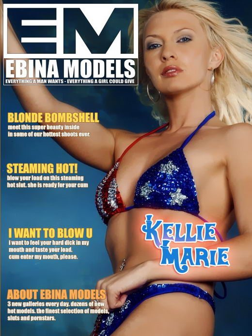 Kellie Marie - for EBINA