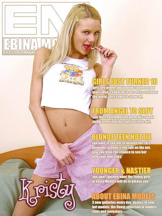 Kristy - for EBINA