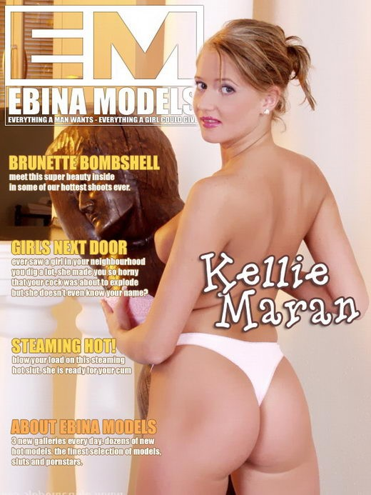 Kellie Maran - for EBINA