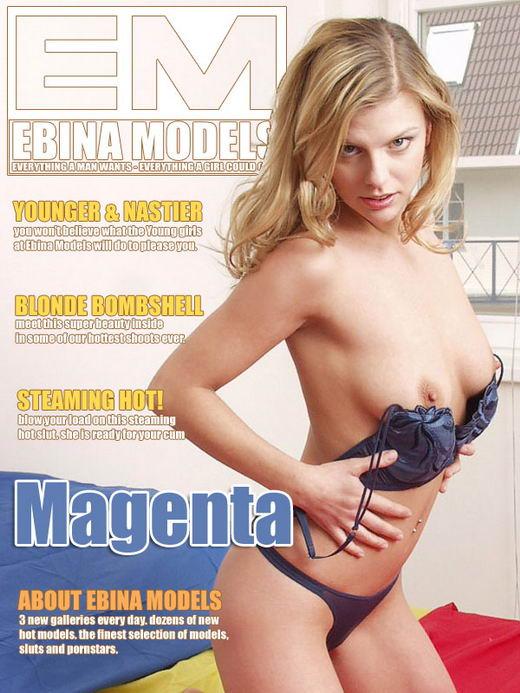 Magenta - for EBINA