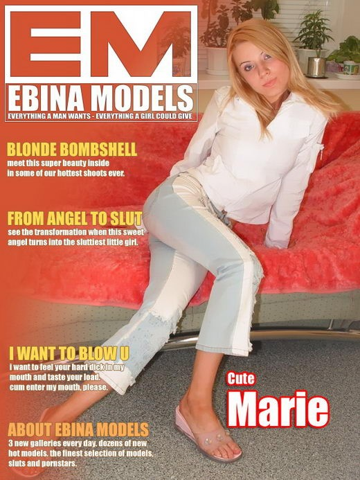 Marie - for EBINA
