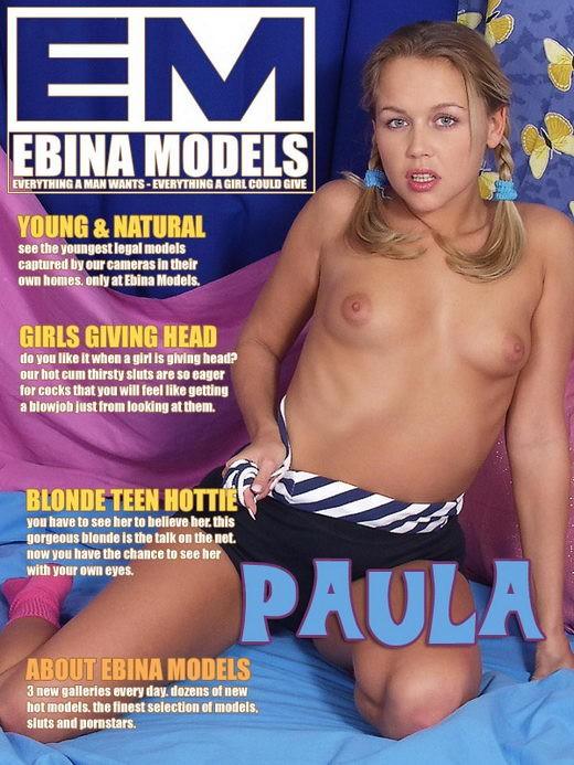 Paula - for EBINA