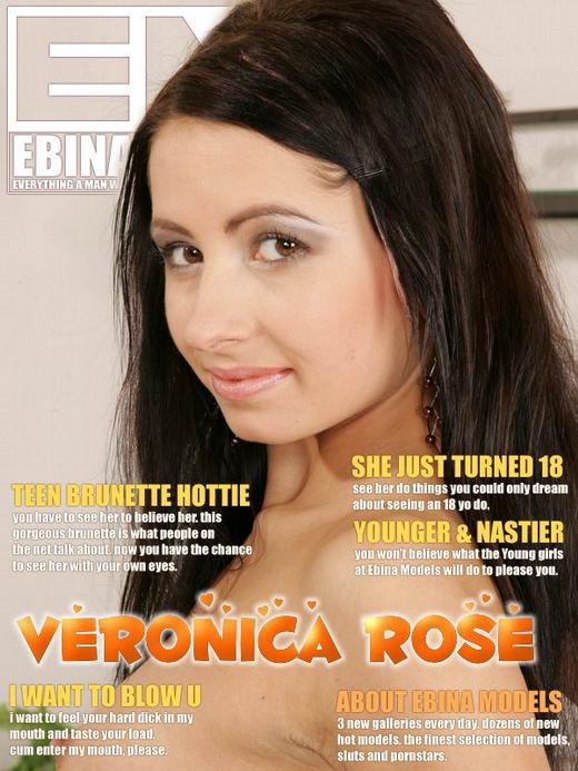 Veronica Rose - for EBINA