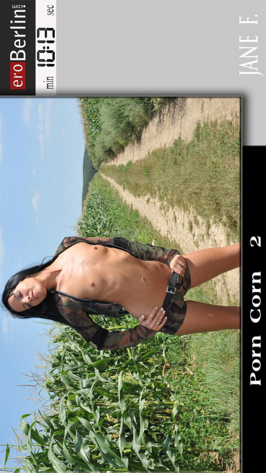 Jana F - `Porn Corn 2` - for EROBERLIN