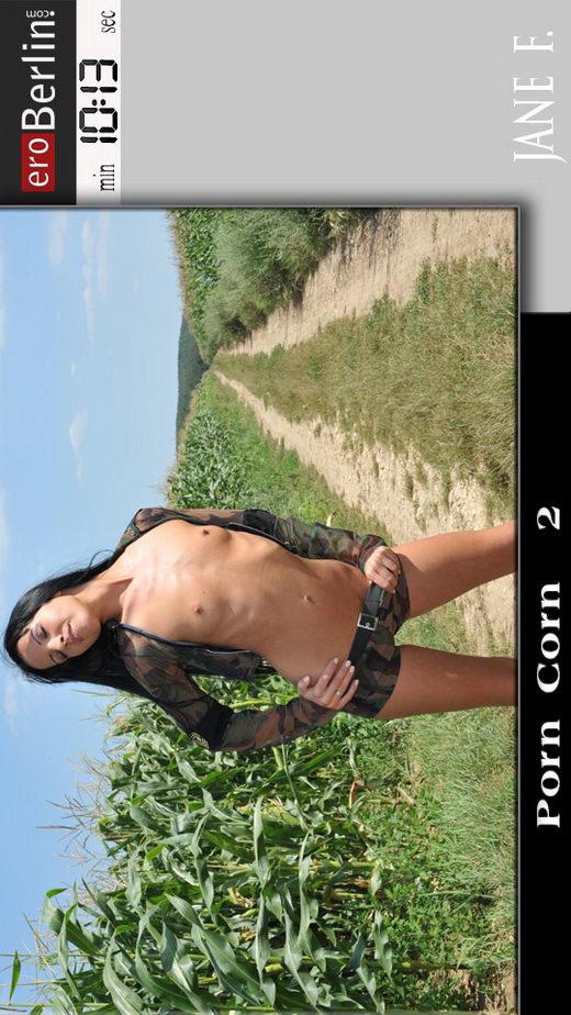 Jana F - `Porn Corn 2` - for EROBERLIN