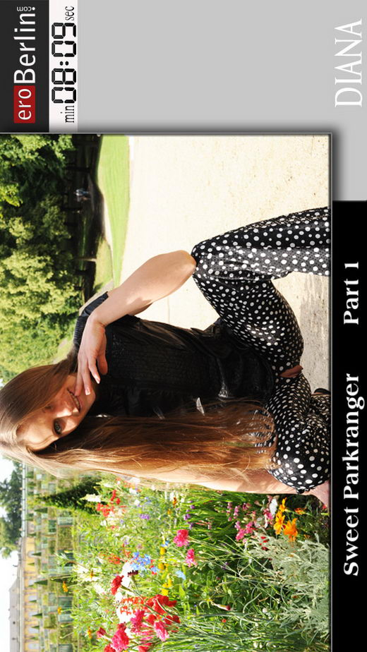 Diana - `Sweet Parkranger - Part 1` - for EROBERLIN