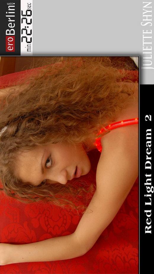 Juliette Shyn - `Red Light Dream 2` - for EROBERLIN
