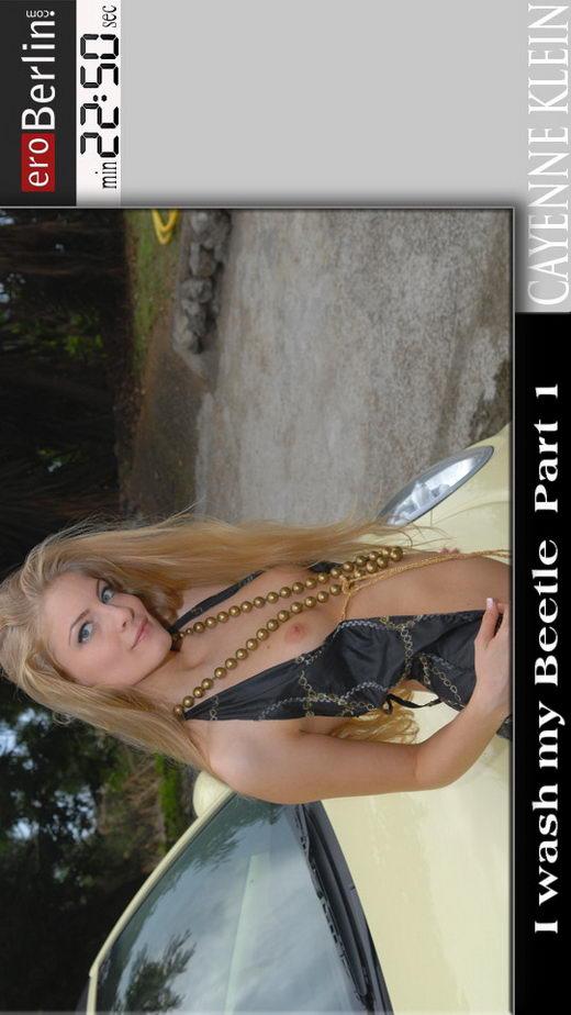 Cayenne Klein - `I Wash My Beetle - Part 1` - for EROBERLIN