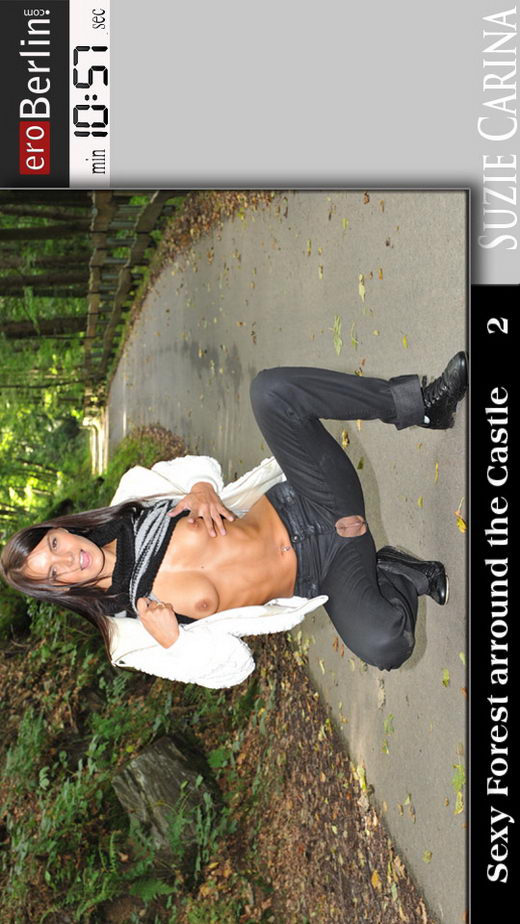 Suzie Carina - `Sexy Forest Around the Castle 2` - for EROBERLIN