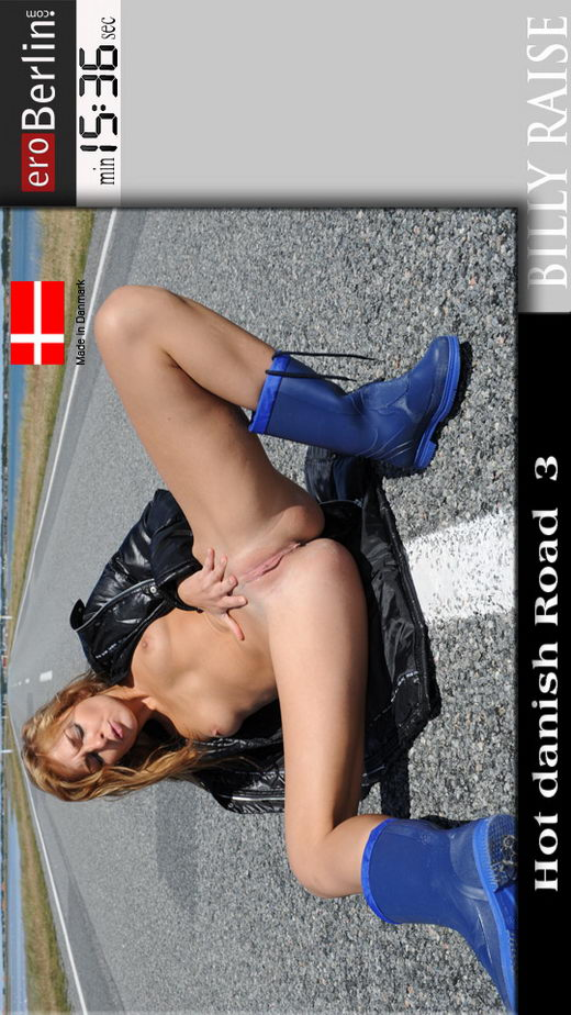 Billy Raise - `Hot Danish Road 3` - for EROBERLIN