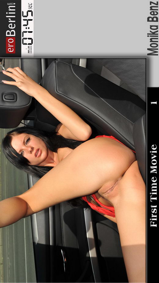 Monika Benz - `First Time Movie 1` - for EROBERLIN