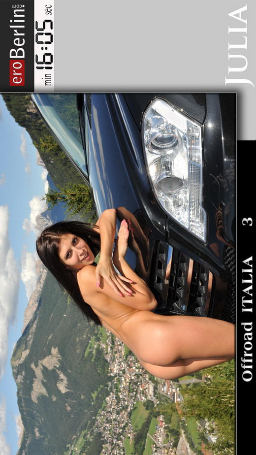 Julia - `Offroad Italia 3` - for EROBERLIN