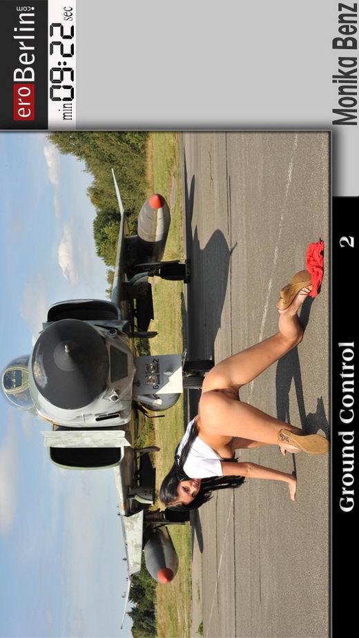 Monika Benz - `Ground Control 2` - for EROBERLIN