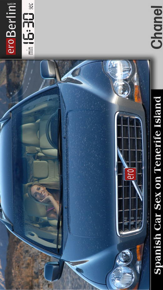Chanel - `Spanish Car Sex on Tenerife Island` - for EROBERLIN