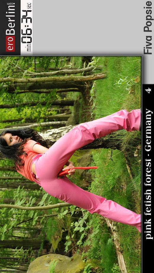 Fiva Popsie - `Pink Fetish Forest` - for EROBERLIN