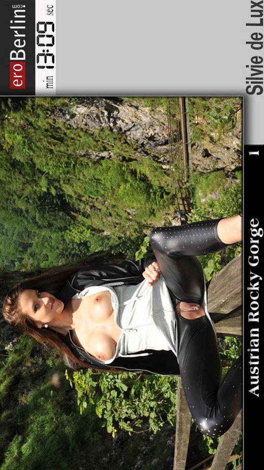 Silvie de Lux - `Austrian Rocky Gorge` - for EROBERLIN