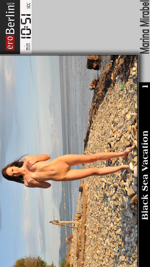 Marina Mirabel - `Black Sea Vacation` - for EROBERLIN