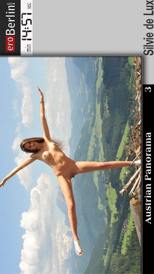 Silvie de Lux - `Austrian Panarama` - for EROBERLIN