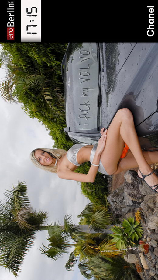 Chanel - `Fuck my Volvo` - for EROBERLIN
