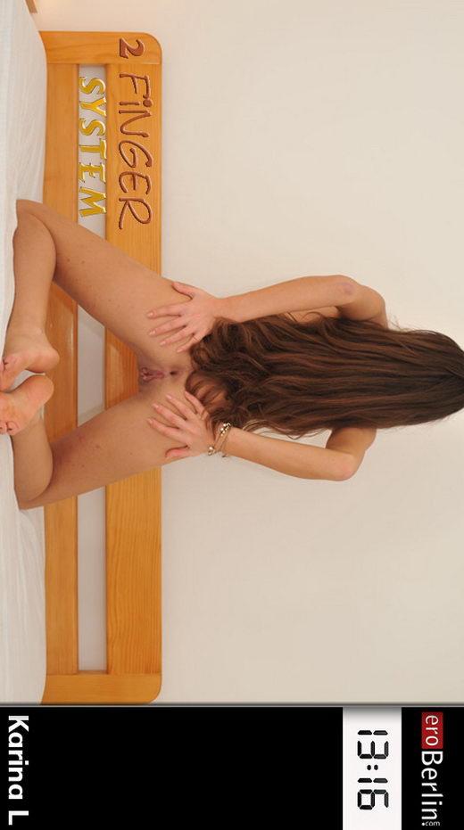 Karina L - `2 Finger` - for EROBERLIN