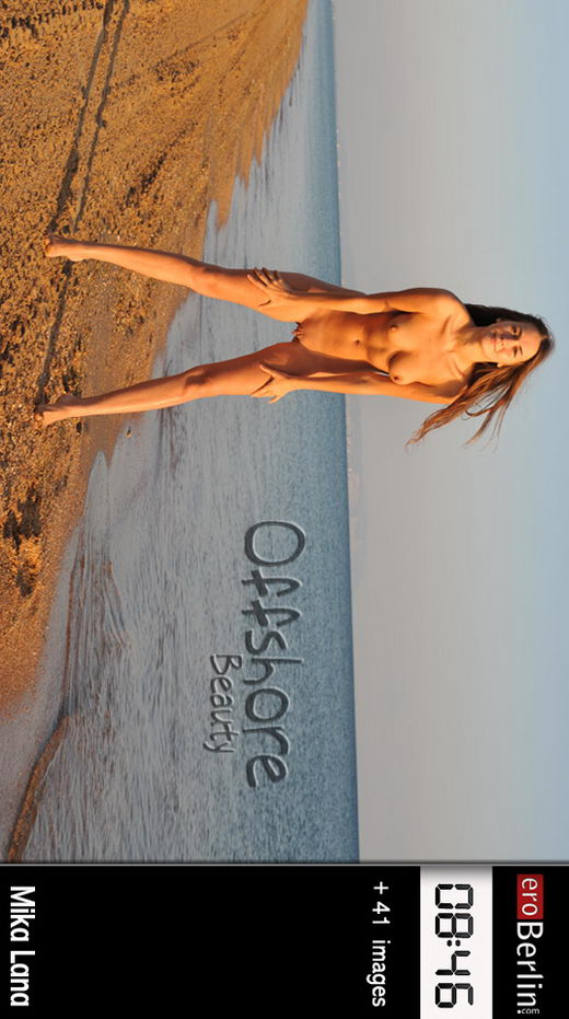 Mika Lana - `Offshore Beauty` - for EROBERLIN