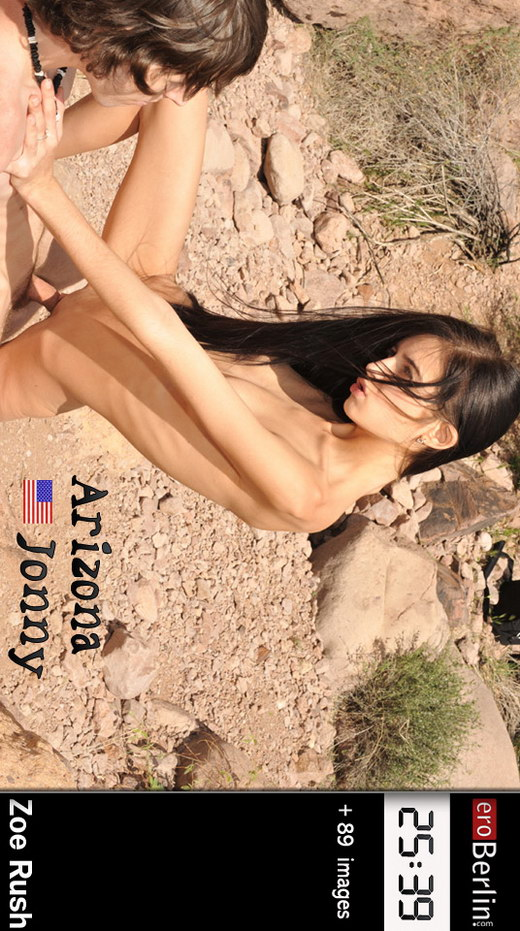 Zoe Rush - `Arizona Jonny` - for EROBERLIN