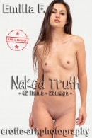 Emilia F in Naked Truth gallery from EROTIC-ART by JayGee