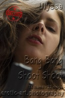 Ulysse in Bang Bang Shoot Shoot gallery from EROTIC-ART by JayGee