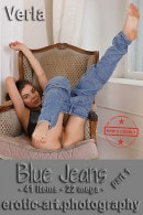 Verla in Blue Jeans - Part 1 gallery from EROTIC-ART by JayGee