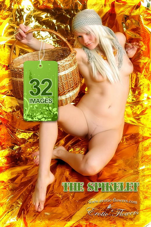 Erika - `The Spikelet` - for EROTIC-FLOWERS