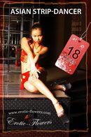 Asian Strip-Dancer