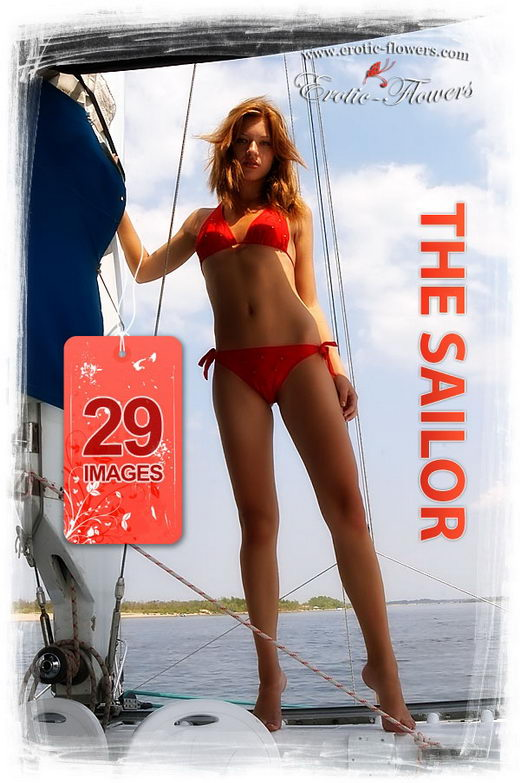 Marfa - `The Sailor` - for EROTIC-FLOWERS