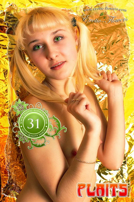 Christina - `Plaits` - for EROTIC-FLOWERS
