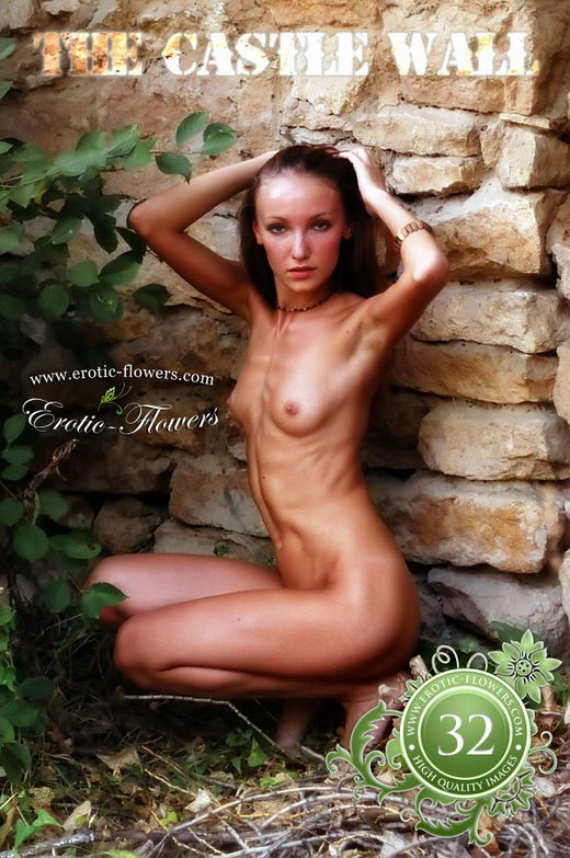 Dominika - `The Castle Wall` - for EROTIC-FLOWERS
