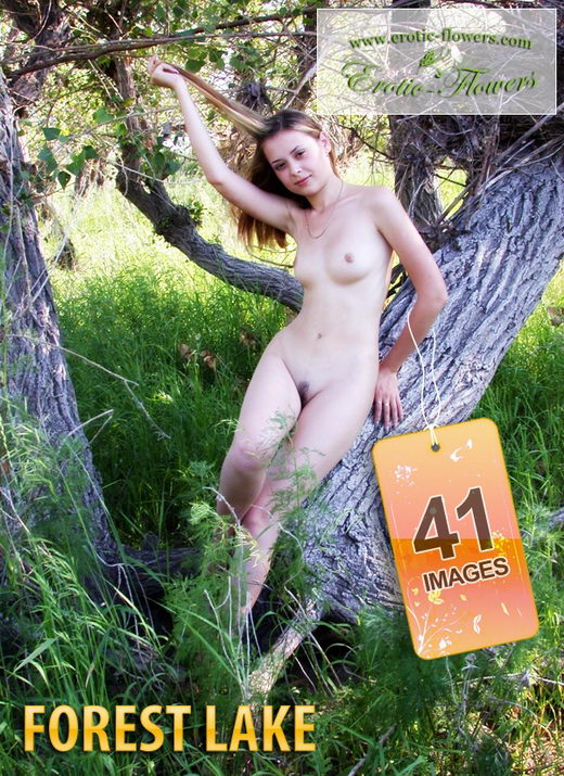 Janny - `Forest Lake` - for EROTIC-FLOWERS